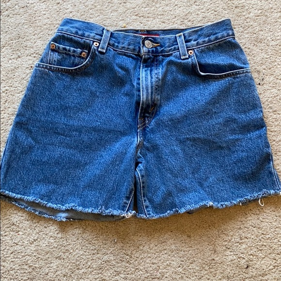 Levi's 550 Relaxed Jean Shorts 8